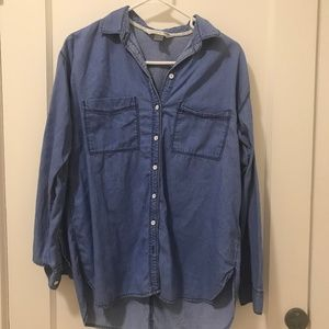 Old Navy Button Down (M)